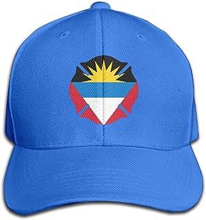 JKLI JKJK Sombrero de béisbol de la Marca Antigua y Barbuda Firefighter Unisex