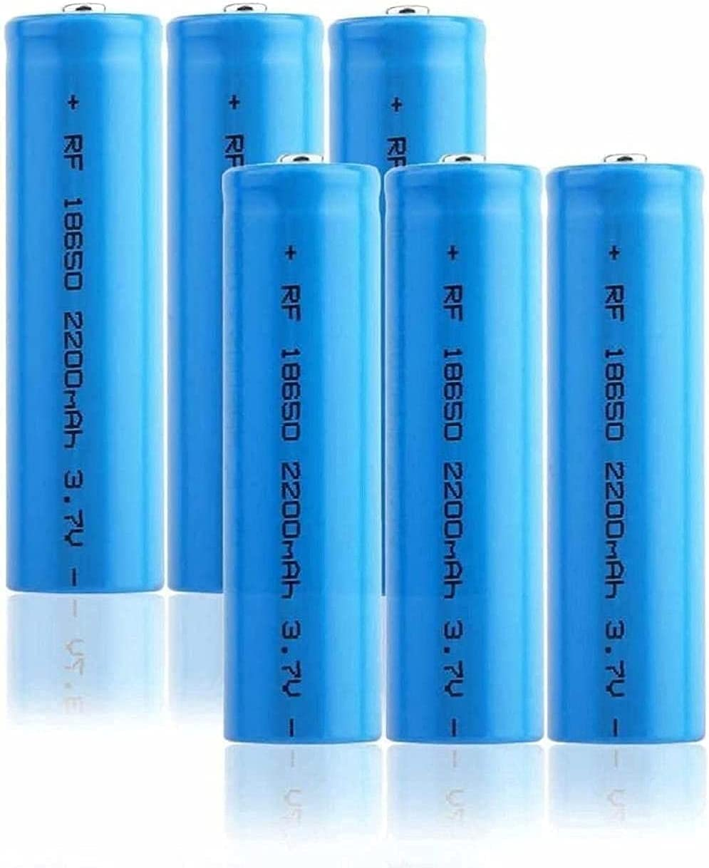 Rechargeable OFFicial site Battery 3.7V Limited time trial price Lithium High Batteries Ca