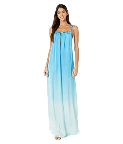 Young Fabulous & Broke Stevie Dress (Bali Blue Ombre) Women