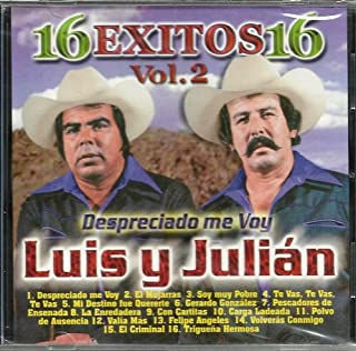 16 Exitos Vol.2