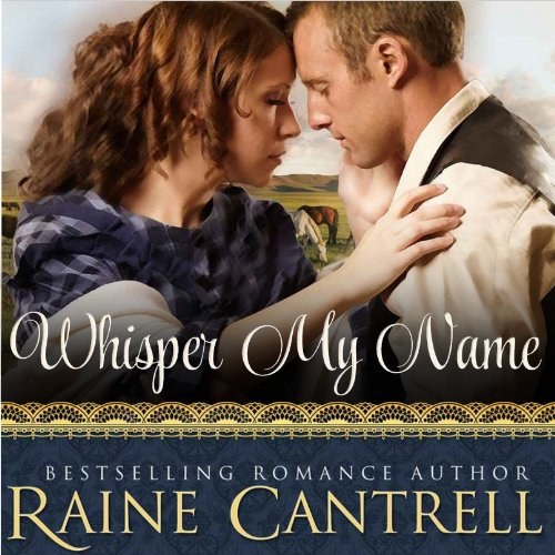 Whisper My Name audiobook cover art