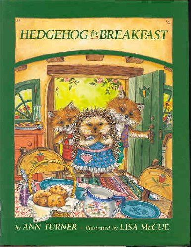 Hedgehog for Breakfast