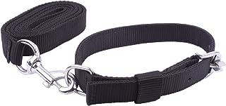 Super Dog Pet Leash Chain (Black, Seller_3344)