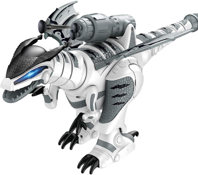Envíos y devoluciones gratis. SJHFDICKJFIF Inteligente Robot Dinosaurio,Juguetes Niños Programable Bailar Cantar Educacion Educacion Educacion Temprana ToCoche,cumpleaños para Niños Regalo,blanco  Envío 100% gratuito
