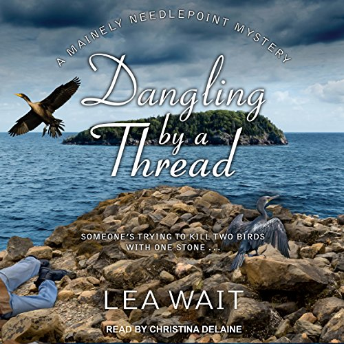Page de couverture de Dangling by a Thread