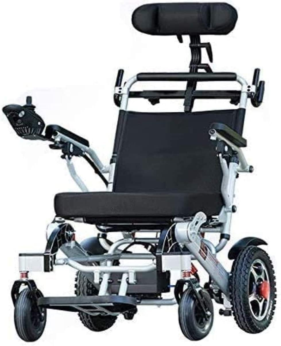 SXDYJ Foldable Electric Power Backres with 2021 Wheelchair Ranking TOP10 Reclinable