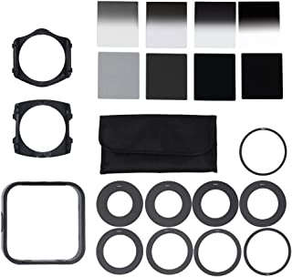 Professional Universal Neutral Density ND2 4 8 16 Filter Kit for Cokin P Set SLR DSLR Camera Lens Camera Photo Accessories