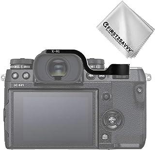 サムレスト ブラック 各社カメラ対応 サムグリップ 親指アップグリップ - 富士フイルム Fuji Fujifilm X-H1 XH1