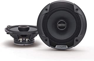 """Alpine Spe-5000 5.25"""" 2 Way Pair of Car Speakers Totalling 200 Watts Peak / 50 Watts RMS"""