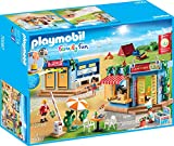 Playmobil 70087 Family Fun Grand espace de camping Multicolore - version allemande