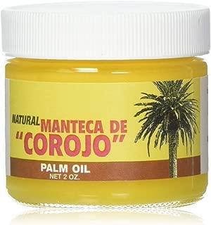 Manteca De Corojo 2 Oz. Red Palm Oil By Imperial (2 ounces)
