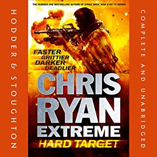 Extreme Hard Target                   By:                                                                                                                                 Chris Ryan                               Narrated by:                                                                                                                                 Josh Cohen                      Length: 10 hrs and 49 mins     19 ratings     Overall 3.8