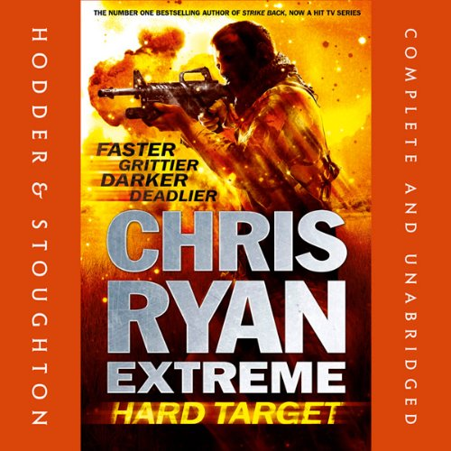 Extreme Hard Target audiobook cover art