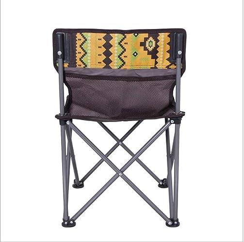 JXXDDQ - Chaises Pliante Ultra-légère compacte de Chaise de Camping portative pour la randonnée, Plage, pêche, extérieur