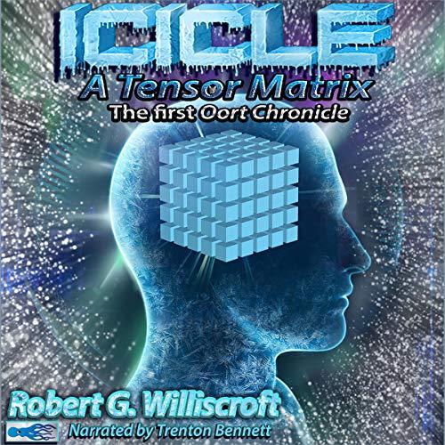 『Icicle: A Tensor Matrix』のカバーアート