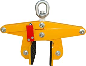ZUOS ZF200 A Pairs of Double Handed Carrying Clamps(0-50mm)450lbs(Two Pack) ZUOS TOOLS