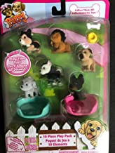 Puppy In My Pocket Just Play Figure Set