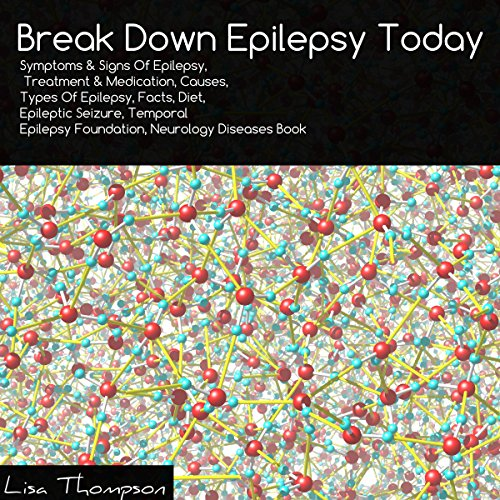 Break Down Epilepsy Today audiobook cover art