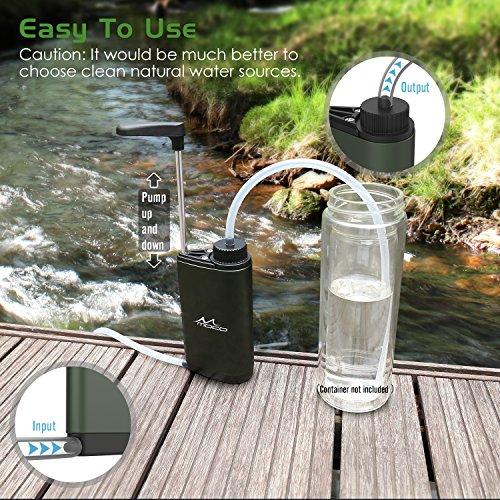 MoKo Wasserfilter Outdoor - 3