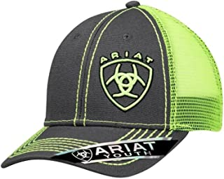 ariat youth hats