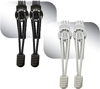 elastic lock laces