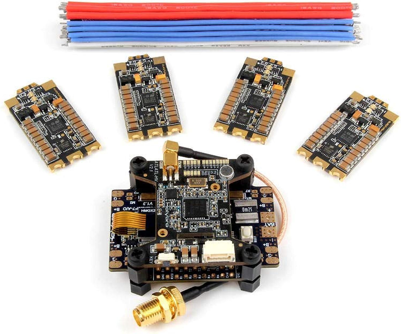 venta mundialmente famosa en línea Amyove Holybro Holybro Holybro Kakute F7 AIO Controlador de Vuelo + Atlatl HV V2 FPV transmisor + Tekko32 35A ESC para RC Drone  Hay más marcas de productos de alta calidad.