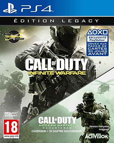 Call of Duty Infinite Warfare Legacy Edition