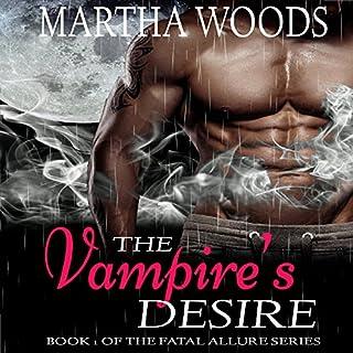 The Vampire's Desire cover art
