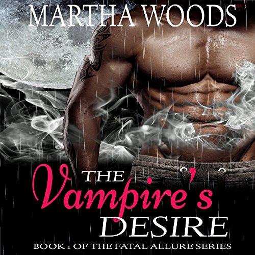 The Vampire's Desire audiobook cover art