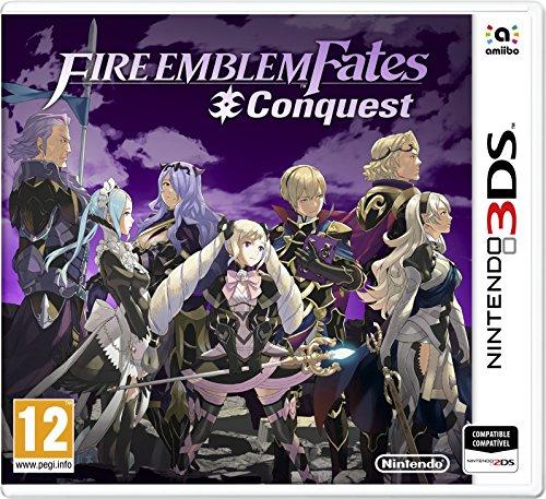 Fire Emblem Fates: Conquista...