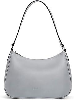 BOSTANTEN Hobo Geldbörse für Damen, weiches Leder, Designer-Handtaschen, Vintage-Schultertasche