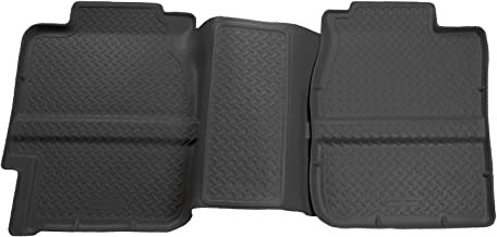 Husky Liners Fits 1999-07 Silverado/Sierra 1500 Extended Cab, 1999-07 Chevrolet Silverado/GMC Sierra 2500/3500 Extended Cab Classic Style 2nd Seat Floor Mat