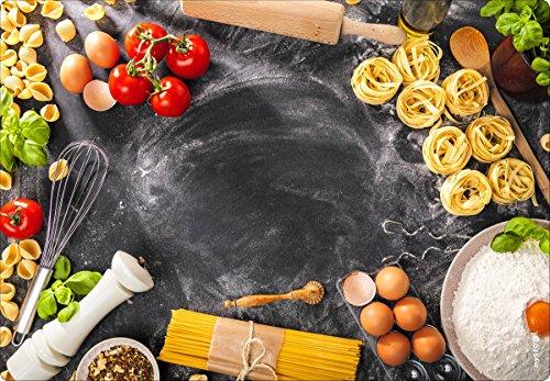 Myspotti Spritzschutz Italienische Küche 59 x 41 cm