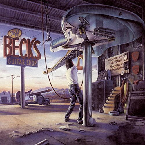 Jeff Beck's Guitar Shop / Jeff Beck With Terry Bozzio And Tony Hymas