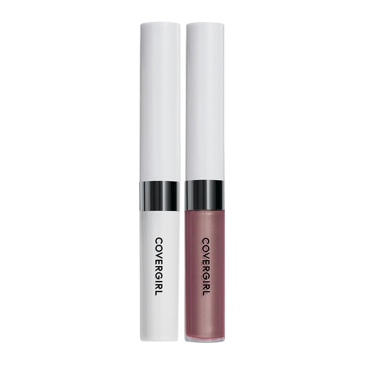 現実的外側魅惑するCOVERGIRL Outlast All-Day Lip Color - Twilight Coffee 760 (並行輸入品)