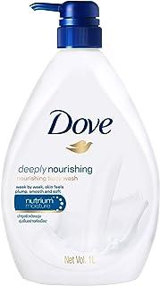 Dove Deeply Nourishing Body Wash, 1000 ml