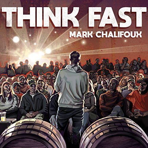 Think Fast audiobook cover art