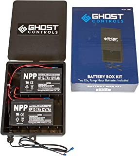 Ghost Controls ABBT2 Battery Box Kit (Kit with 2 Batteries)