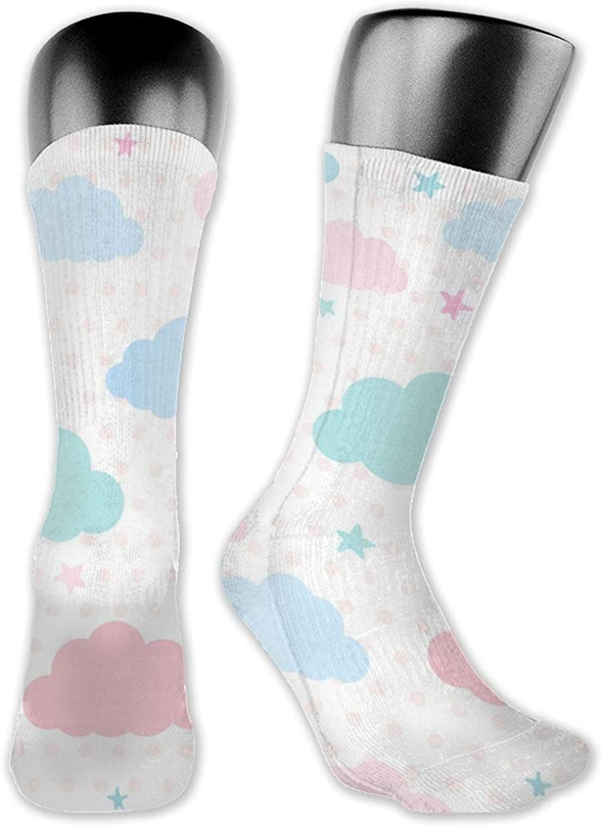 Latest item Boys Spring new work one after another Girls Cushioned Crew Hiking Athletic Socks Compre