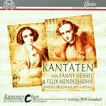 Hensel & Mendelssohn: Kantaten