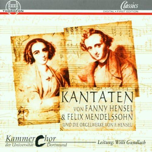 Kammerchor der Universität Dortmund, Willi Gundlach & Martin Rost