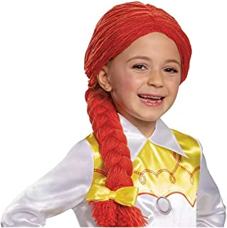 red yarn wig jessie