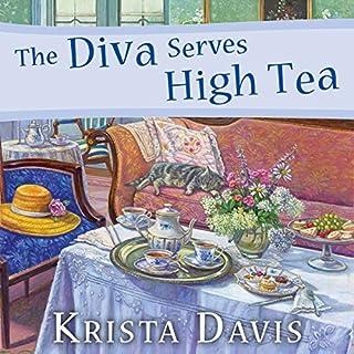 The Diva Serves High Tea audiobook cover art