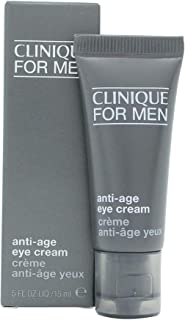 Clinique Anti-age Eye Cream for Men, 0.5 Ounce