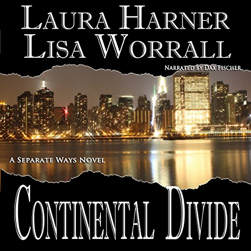 Continental Divide audiobook cover art