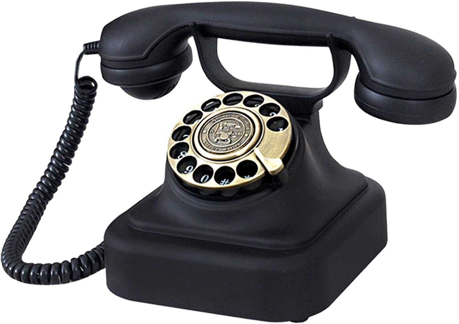 XJJUN New products, world's highest quality popular! New popularity Old Telephone An Retro Dial