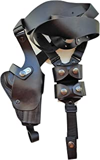 Falco Holsters Vertical Roto-Shoulder Holster System for Ruger LCR