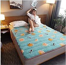 Tatami Futon Mattress, Collapsible Super Thick Tatami Floor Mat, Comfortable Student Dormitory Bedroom Floor mats Thick 3 ...