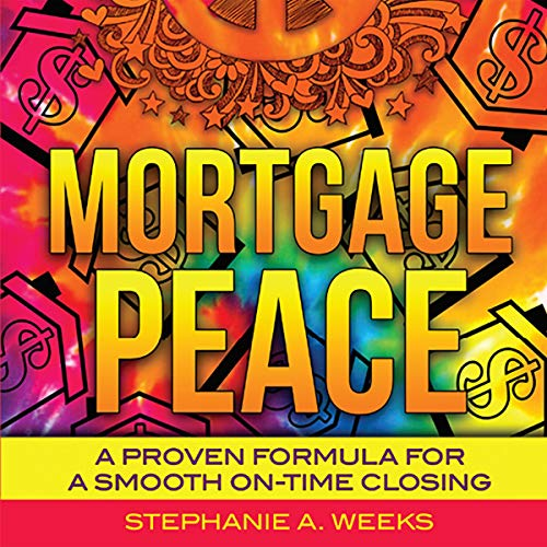 Mortgage Peace audiobook cover art