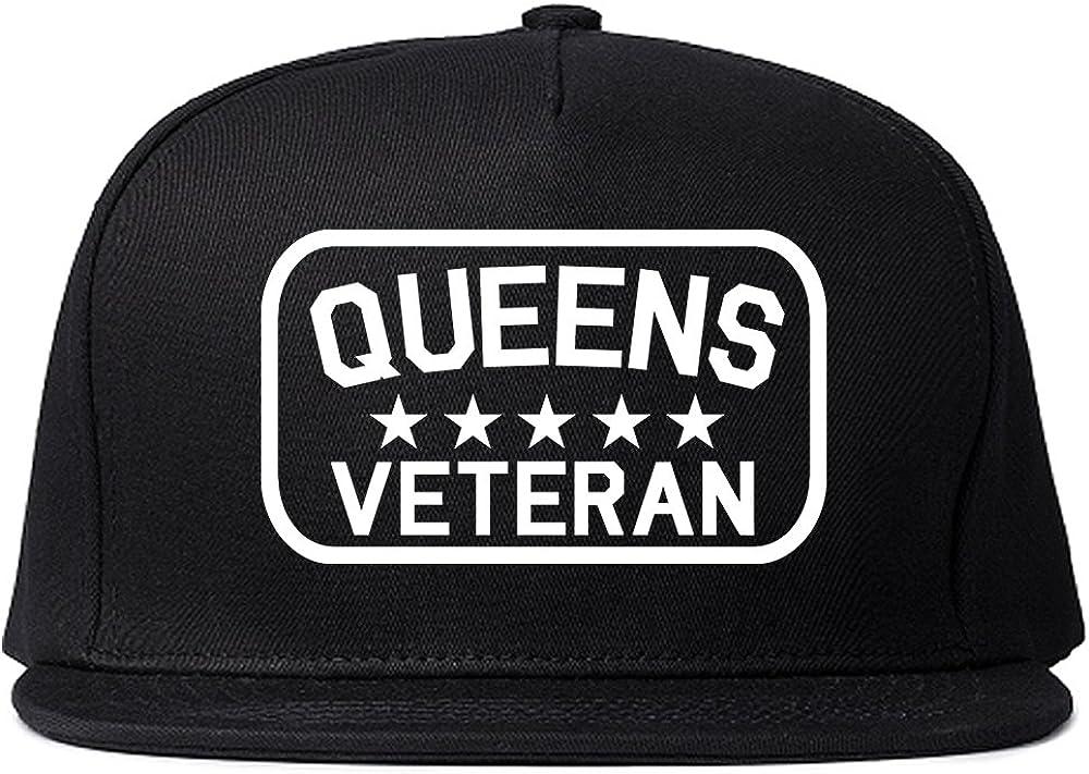 Kings Of NY Queens Veteran Mens Snapback Hat